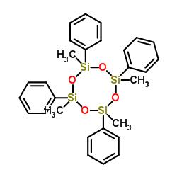 2,4,6,8-tetramethyl-2,4,6,8-tetraphenyl-1,3,5,7,2,4,6,8-tetraoxatetrasilocane