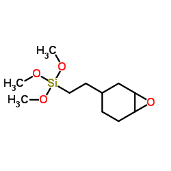 Trimethoxy[2-(7-oxabicyclo[4.1.0]hept-3-yl)ethyl]silane