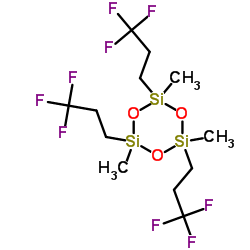1,3,5-Tris(3,3,3-trifluoropropyl)methylcyclotrisiloxane