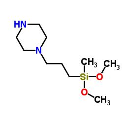 3-ピペラジニルプロピルメチルジメトキシシラン