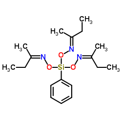 Phenyltris(methylethylketoximio)silane