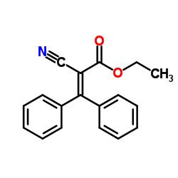 Ethyl 2-cyano-3,3-diphenylacrylate