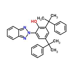 2-(2H-ベンゾ[d] [1,2,3]トリアゾール-2-イル)-4,6-ビス(2-フェニルプロパン-2-イル)フェノール