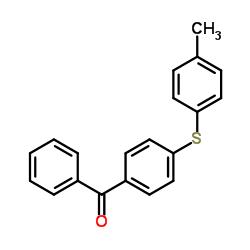 4-(P-tolylthio)benzophenone