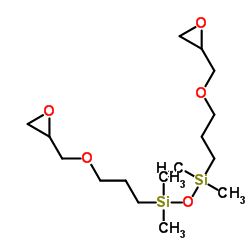 [dimethyl-[3-(oxiran-2-ylmethoxy)propyl]silyl]oxy-dimethyl-[3-(oxiran-2-ylmethoxy)propyl]silane