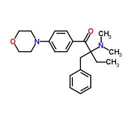 2-benzyl-2-(dimethylamino)-4'-morpholino-butyroph