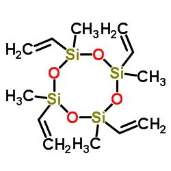 2,4,6,8-tetrakis(ethenyl)-2,4,6,8-tetramethyl-1,3,5,7,2,4,6,8-tetraoxatetrasilocane
