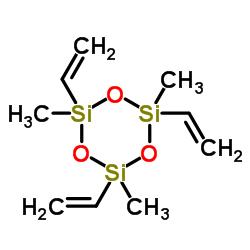 Cyclotrisiloxane, 2,4,6-triethenyl-2,4,6-trimethyl-