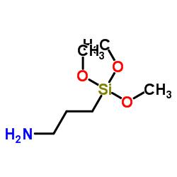 3-(Trimethoxysilyl)-1-propanamine