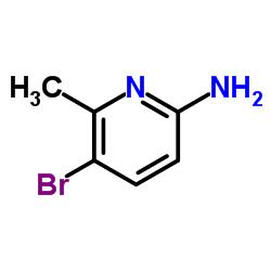2-アミノ-5-ブロモ-6-メチルピリジン