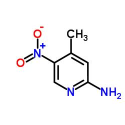 2-Amino-5-nitro-4-picoline
