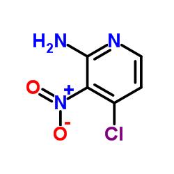 2-アミノ-4-クロロ-3-ニトロピリジン