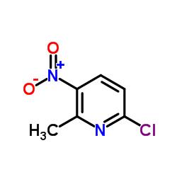 2-Chloro-3-Nitro-6-Methylpyridine