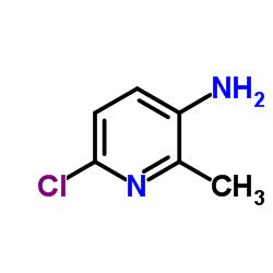 5-Amino-2-chloro-6-methylpyridine