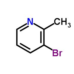 3-Bromo-2-methylpyridine
