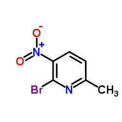 2-Bromo-6-Methyl-3-Nitropyridine
