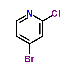 2-bromo-4-chloropyridine