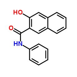 3-hydroxy-N-phenylnaphthalene-2-carboxamide