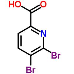 5,6-Dibromopyridine-3-carboxylic acid