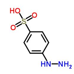 4-Hydrazinobenzenesulfonic acid