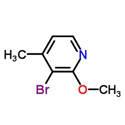 3-ブロモ-2-メトキシ-4-メチルピリジン