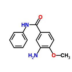 3-Amino-4-methoxybenzanilide
