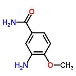 3-アミノ-4-メトキシベンズアミド