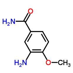 3-Amino-4-methoxybenzamide