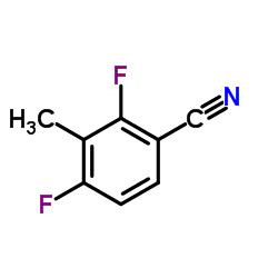 2,4-ジフルオロ-3-メチルベンゾニトリル