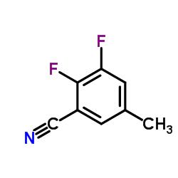 2,3-ジフルオロ-5-メチルベンゾニトリル