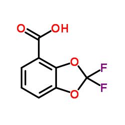 2,2-Difluoro-1,3-benzodioxole-4-carboxylic acid