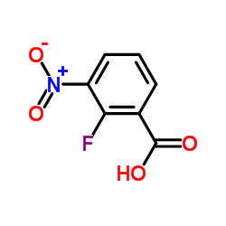 2-FLUORO-3-NITROBENZOIC ACID