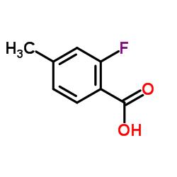 2-フルオロ-4-メチル安息香酸