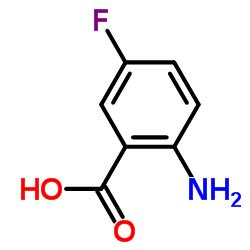 5-fluoroanthranilic acid