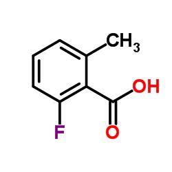 2-Fluoro-6-methylbenzoic acid