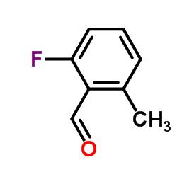 2-Fluoro-6-methylbenzaldehyde