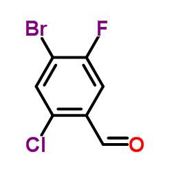 2-Chloro-4-bromo-5-fluorobenzaldehyde