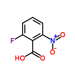 2-Fluoro-6-nitrobenzoic acid