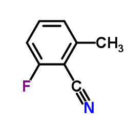 2-FLUORO-6-METHYLBENZONITRILE