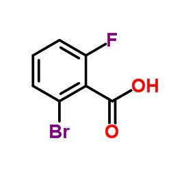 2-Bromo-6-fluorobenzoic acid
