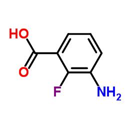 3-Amino-2-fluorobenzoic acid
