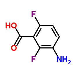 3-AMINO-2,6-DIFLUOROBENZOIC ACID