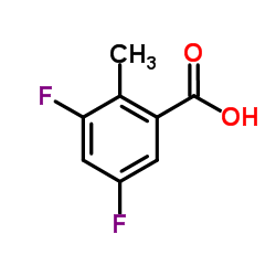 3,5-Difluoro-2-Methylbenzoic Acid