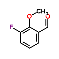 3-Fluoro-2-methoxybenzaldehyde