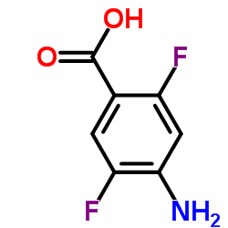 4-Amino-2,5-Difluorobenzoic Acid