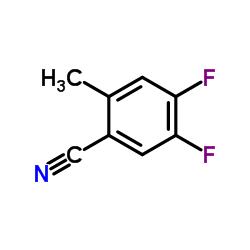 4,5-Difluoro-2-methylbenzonitrile