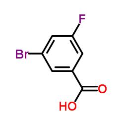 3-Bromo-5-fluorobenzoic acid