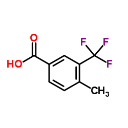 4-Methyl-3-(trifluoromethyl)benzoic acid