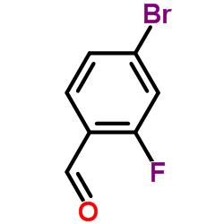 4-ブロモ-2-フルオロベンズアルデヒド