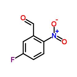 5-Fluoro-2-nitrobenzadehyde